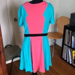 Prabal Gurung Color limited block lined dress 14